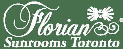 Florian Sunrooms Logo White